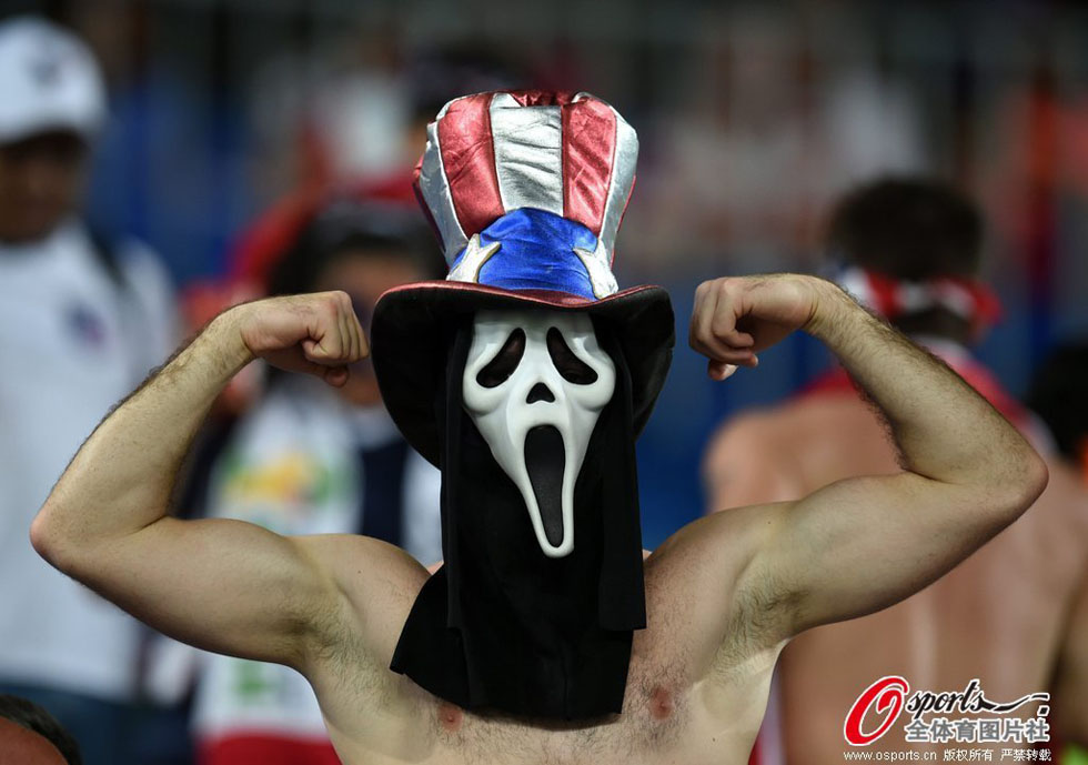 加纳/骷髅面具