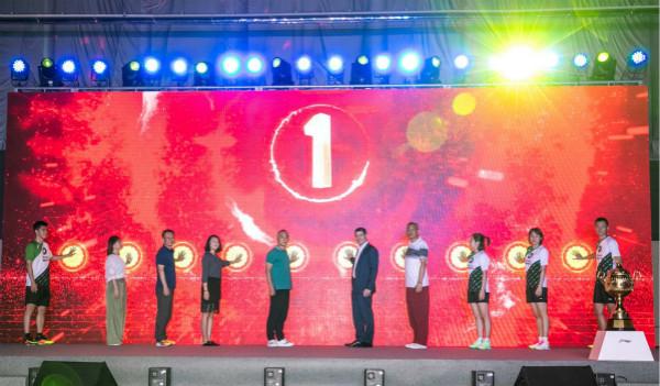 2020年3V3羽毛球赛在京启动傅海峰赵芸蕾鼎力助阵--体育--人民网